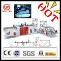 CW-800SBD+AC Maquina fabricar la bolsa de multi funciones de pesado tipo y alto velocidad transportador para recoger la bolsa