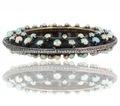 Vente en gros bracelet en émail, bracelet en or jaune, argent bracelet de diamants, bracelet, opal bracelet pierres précieuses