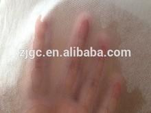 fusible no tejido de tela utilizado para la ropa
