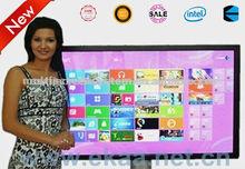 Venta de 55 pulgadas ultra delgado caliente toda en un Tablet PC con Intel i3   i5   i7 Core Duo CPU, Windows 8