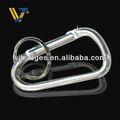 mosquetón de aluminio gancho de escalada