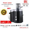 Máquina de suco com aço inoxidável escovado, bico de aço inoxidável, black cor de spray, etl/certificação ul para o mercado dos