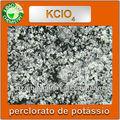 fazer perclorato de potássio kclo4