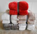 coreano de pelo largo tela polar de coral en la venta