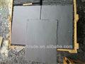 negro pizarra azulejo del techo