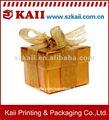 cajas decorativas de regalo con la cinta atada