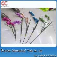 Yiwu atacado orquídea artificial Arranjo de flores