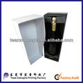 flauta de champagne de regalo caja de embalaje