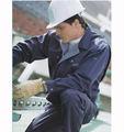 diseño uniforme de trabajo de seguridad
