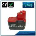 Herramienta eléctrica Ni-MH para Bosch 2607335210 14.4v 3000mah