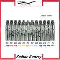 2013 nuevo y elegante e- cigarrillos ego-t batería del zodiaco