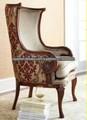 madera de haya silla de comedor de diseño silla de madera antigua OJYF-1818