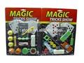 Profesional de trucos de magia, de promoción de juguetes mágicos