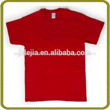 venta al por mayor blanco personalizado camiseta proveedor de prendas de vestir