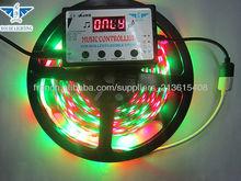 12v magie. super luminosité RGB led light strip
