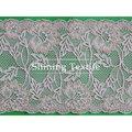 16-20 cm de nylon con spandex elástico encajes y bordados para lencería