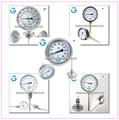 Los economical instrumentos de medida de temperatura