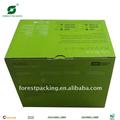 reciclar caja de cartón corrugado FP600945