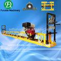 la construcción de carreteras de hormigón pavimento vibratorio de la máquina