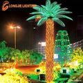 L'huile de palme de vacances led décoration d'arbre de noël en plein air