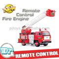 Rc motor de fuego, juguete camión de bomberos, el fuego del motor del coche del rc