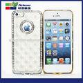 de diseño de los teléfonos celulares al por mayor prestigio caja del teléfono móvil para el iphone 5s