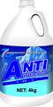 coche anticongelante y refrigerante