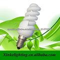 Nuevo modelo completo ahorro de energía espiral de la lámpara e27 23w
