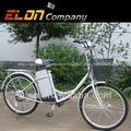 Sin escobillas del motor bicicleta e( e- tdh08a) blanco