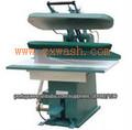 Manual de vapor lavanderia imprensa engomar máquina da imprensa de colarinho máquina