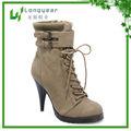 Dames de haut talon chaussures boot/dernière conception chaussures de dames/boot dame chaussures à talon haut chaussures