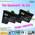 Igual ao original da tinta do cartucho reciclado 16/26 para Lexmark X75/1150/X1140/X1185/X1110/XII55/Z13/Z23Z33/Z25/Z35/Z513/Z51