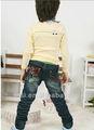 china proveedor ropa infantil de moda jean