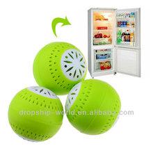 3 in1 fridgeballs nevera amortiguador de eliminación de olores de la cocina fresca bolas para uso en el hogar