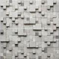 bianco perlino gris y madera mezclado mosaico de piedra
