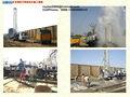 Equipo de perforación/de pozos de agua rig/de agua de perforación de pozos rig/camión montado en plataforma bzc350zyii