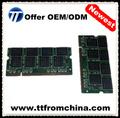 sodimm 240pin pc2700 DDR 1GB 333mhz memorias ram para portátil venta al por menor o mayor con el precio de fábrica
