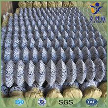 Galvanizado valla de tela metálica