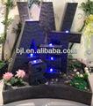 fuente de agua de granito para la decoración del jardín