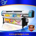 impresora solvente ecológico cabeza DX5