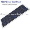 180w de alta eficiencia y limpio pv panel de poli solar energias renovables