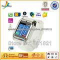 2013 caliente de la venta de china de la mano de lujo de teléfono móvil del reloj