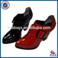 colorido diseño de zapatos de mujer de arranque sexi