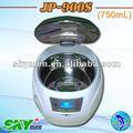 Skymen digital ultrasonidos disco limpiador 750ml, sonic de baño para regalo de navidad
