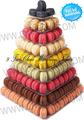 nuevo producto de 9 macaron tier torre