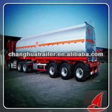 China proveedor 2013 de oxígeno líquido semi- remolque cisterna lox del remolque de camiones para la venta