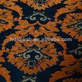 acudieron el patrón de flor de muebles de tapicería de tela