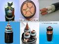 Décadas fabricante de retardador de chamas XLPE cabo de alta tensão