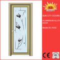De aluminio de la puerta interior la imagen del diseño AC-AAD002