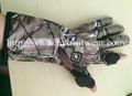 Guantes camo/climatizada gimnasio guantes/batería caliente guantes/eléctrico de la mano más caliente/camo